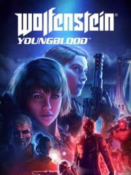 Wolfenstein Youngblood cover