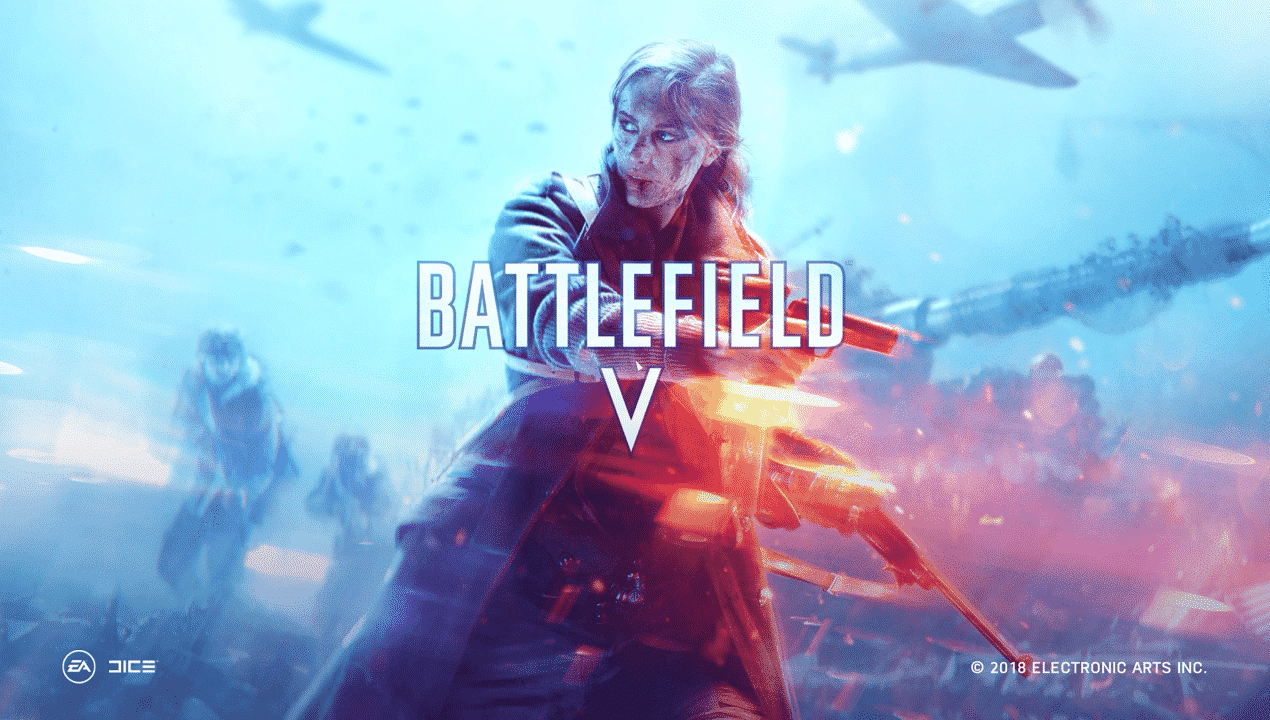 Battlefield V: dlc war in the pacific
