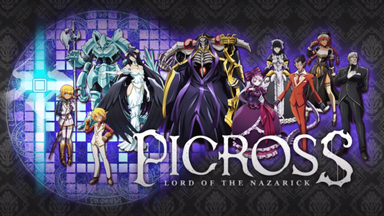 icross lord of the nazarick trailer teaser news novità data d'uscita nintendo switch eshop 25 luglio overlord
