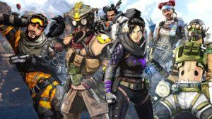 Action Figures per Apex Legends