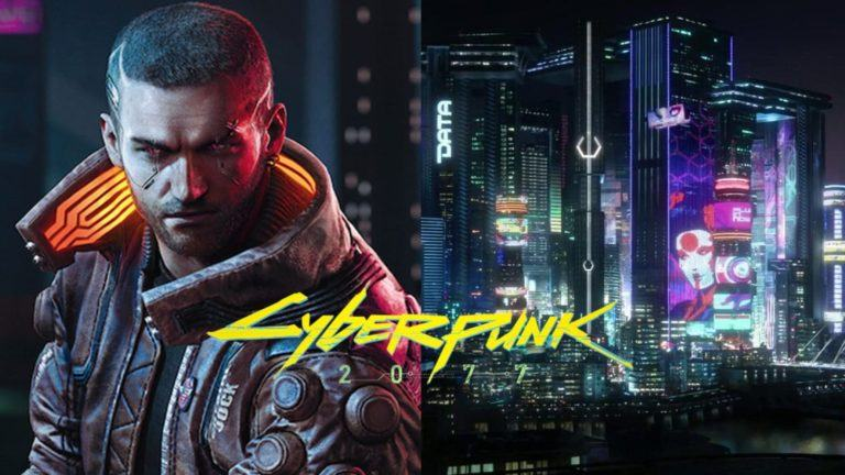 Cyberpunk the witcher 3