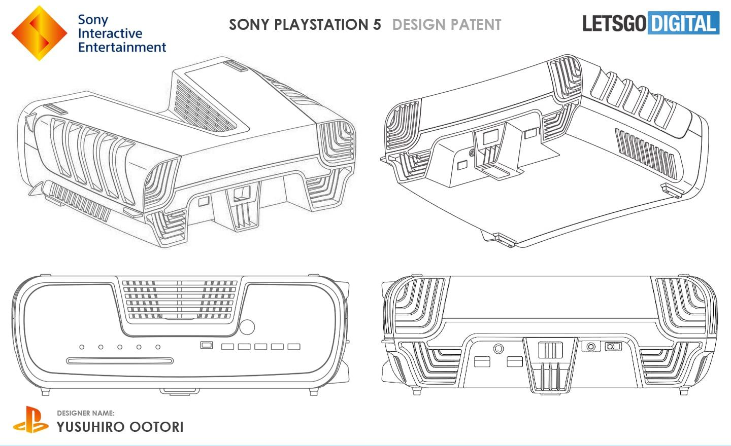 PlayStation 5 dev kit