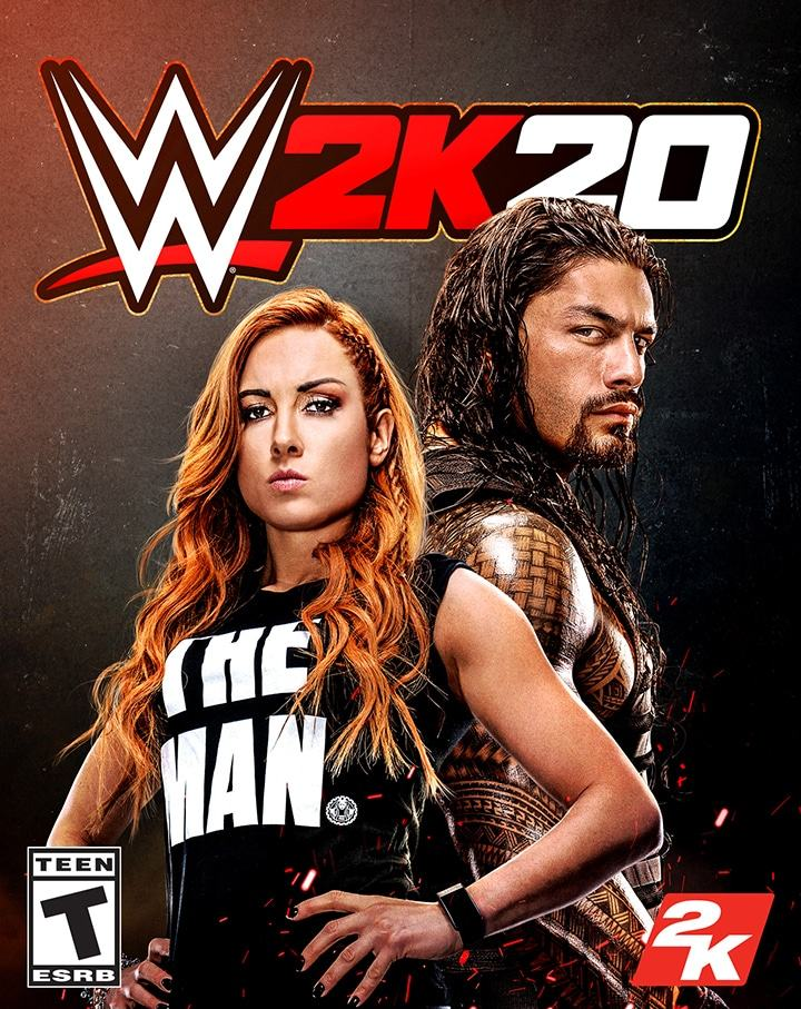WWE 2K20 roster