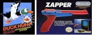 Duck Hunt e NES Zapper