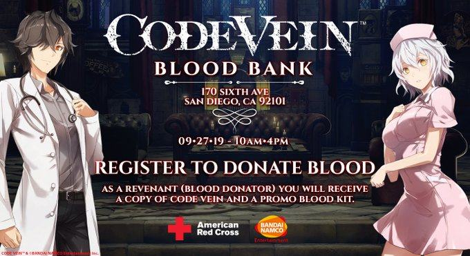 code vein blood bank