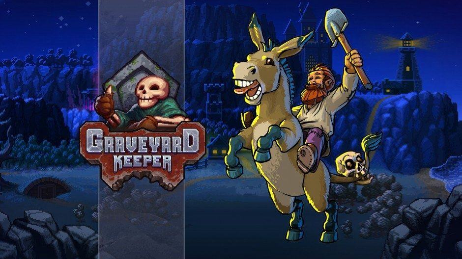 La cover di Graveyard Keeper