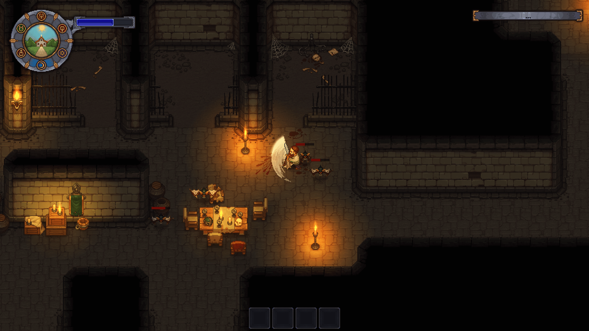 Un Dungeon in Graveyard Keeper