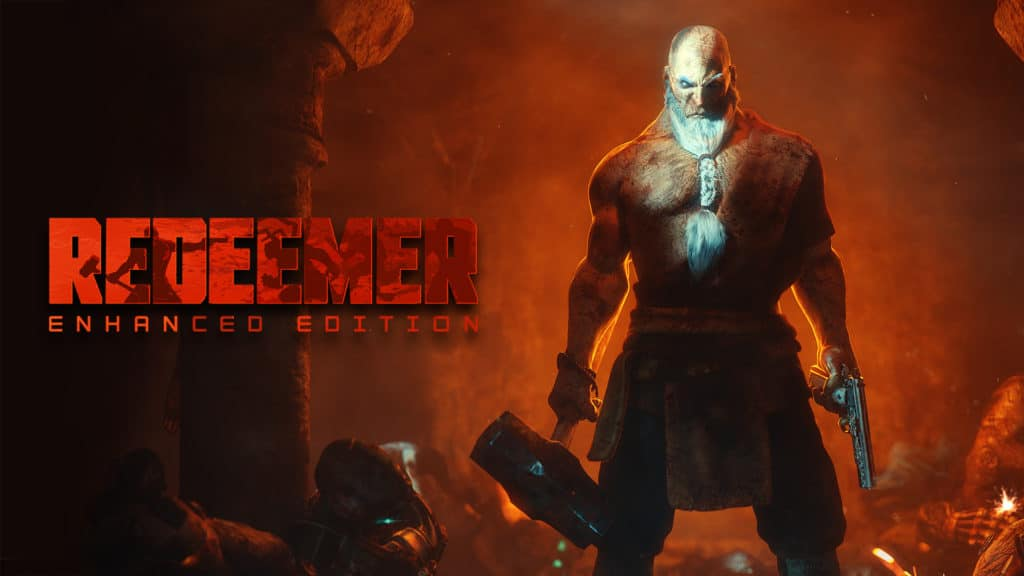 Redeemer: Enhanced Edition cover ufficiale