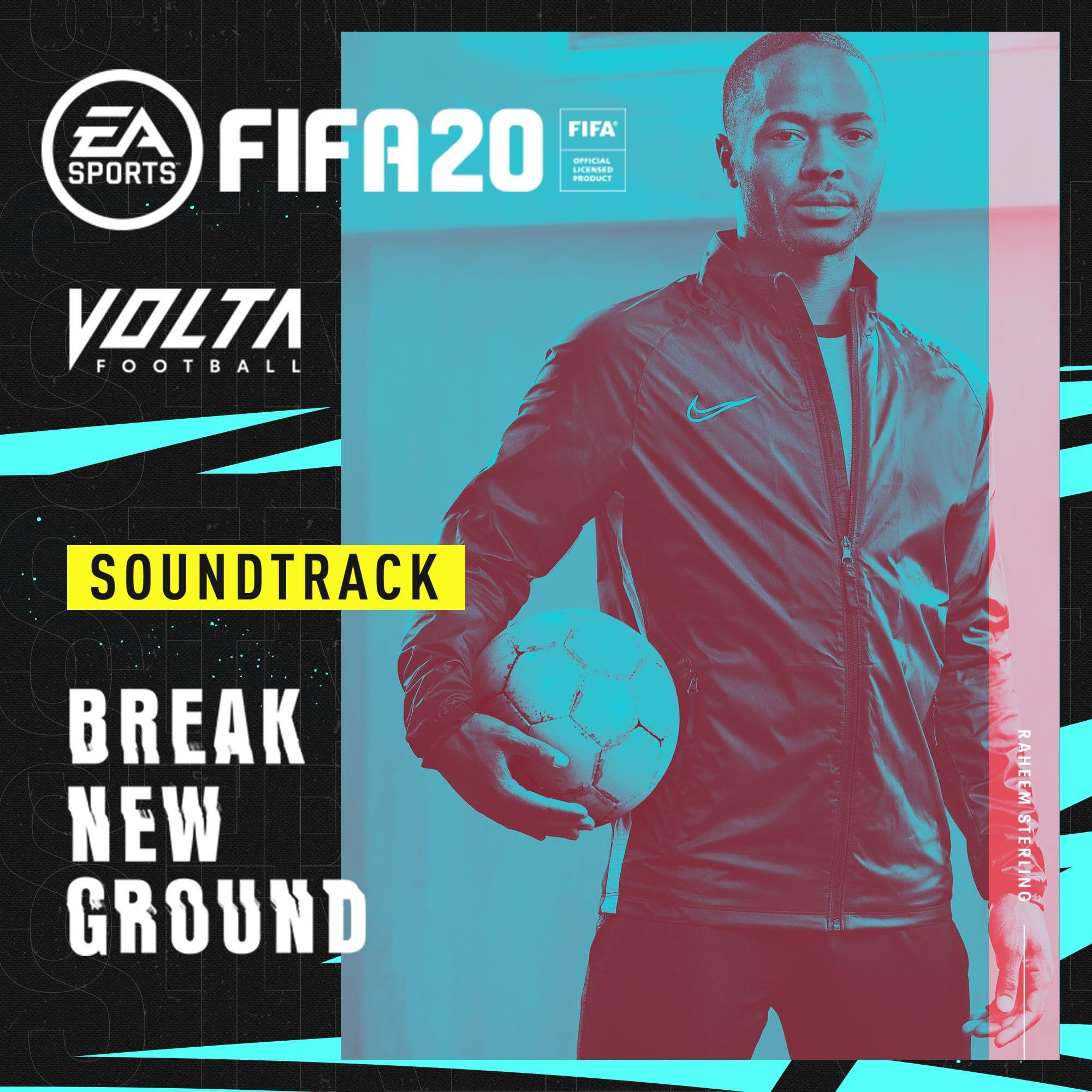 FIFA 20 VOLTA FOOTBALL Soundtrack