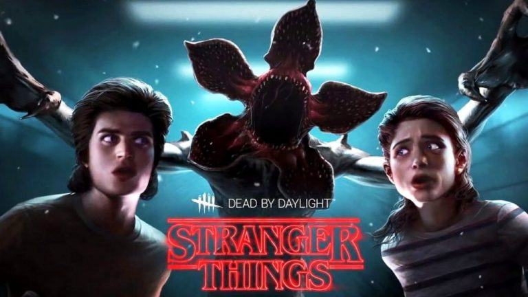 Dead by Daylight: dlc Stranger Things