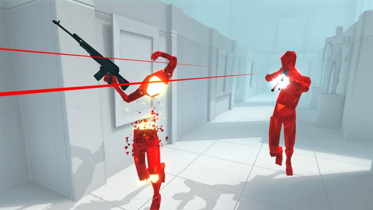superhot recensio0ne gioco nintendo switch