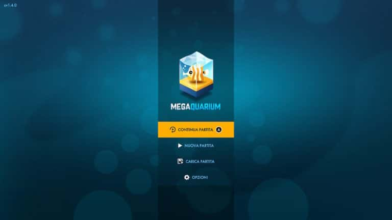 Recensito Megaquarium per Nintendo Switch