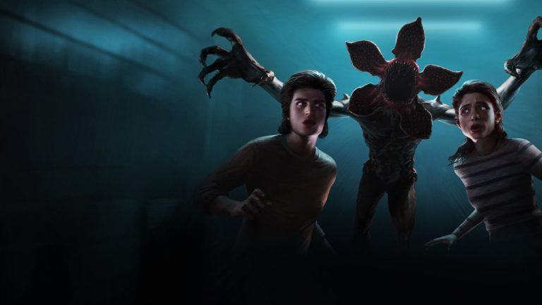 Dead by Daylight stranger things 2