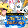 Digimon ReArise cover