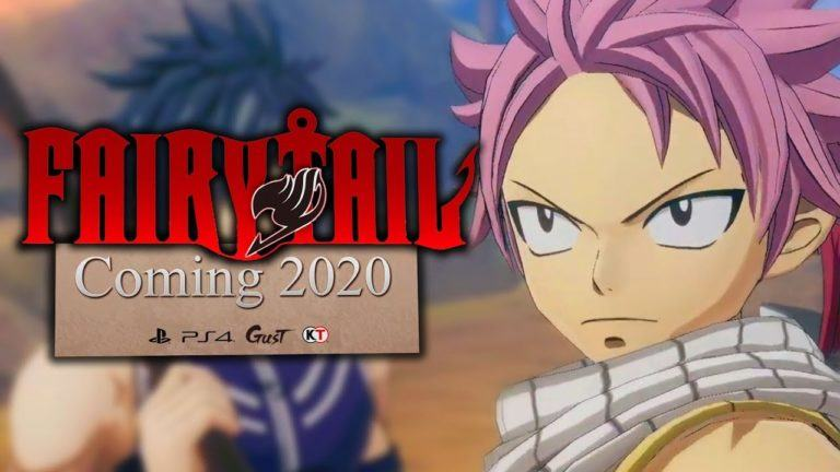 Cover Fairy Tail RPG