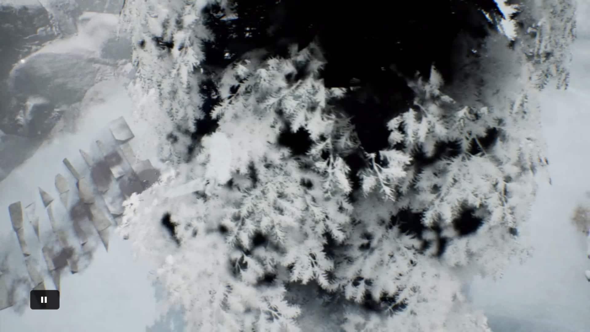 Ling: A Road Alone visuale ostruita