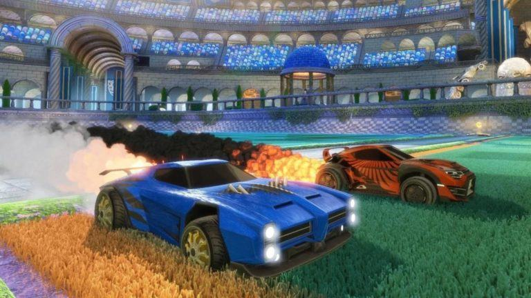 Rocket League, primi DLC gratuiti