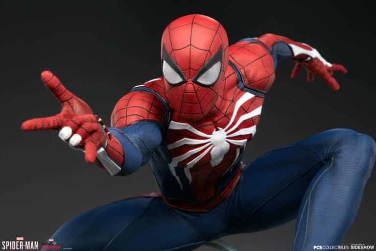 Action FIgure di Marvel's Spider-Man