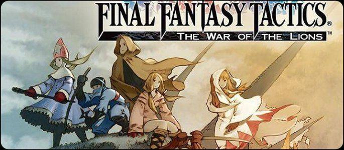 final fantasy tactics war of the lions gioco android sconto mobile