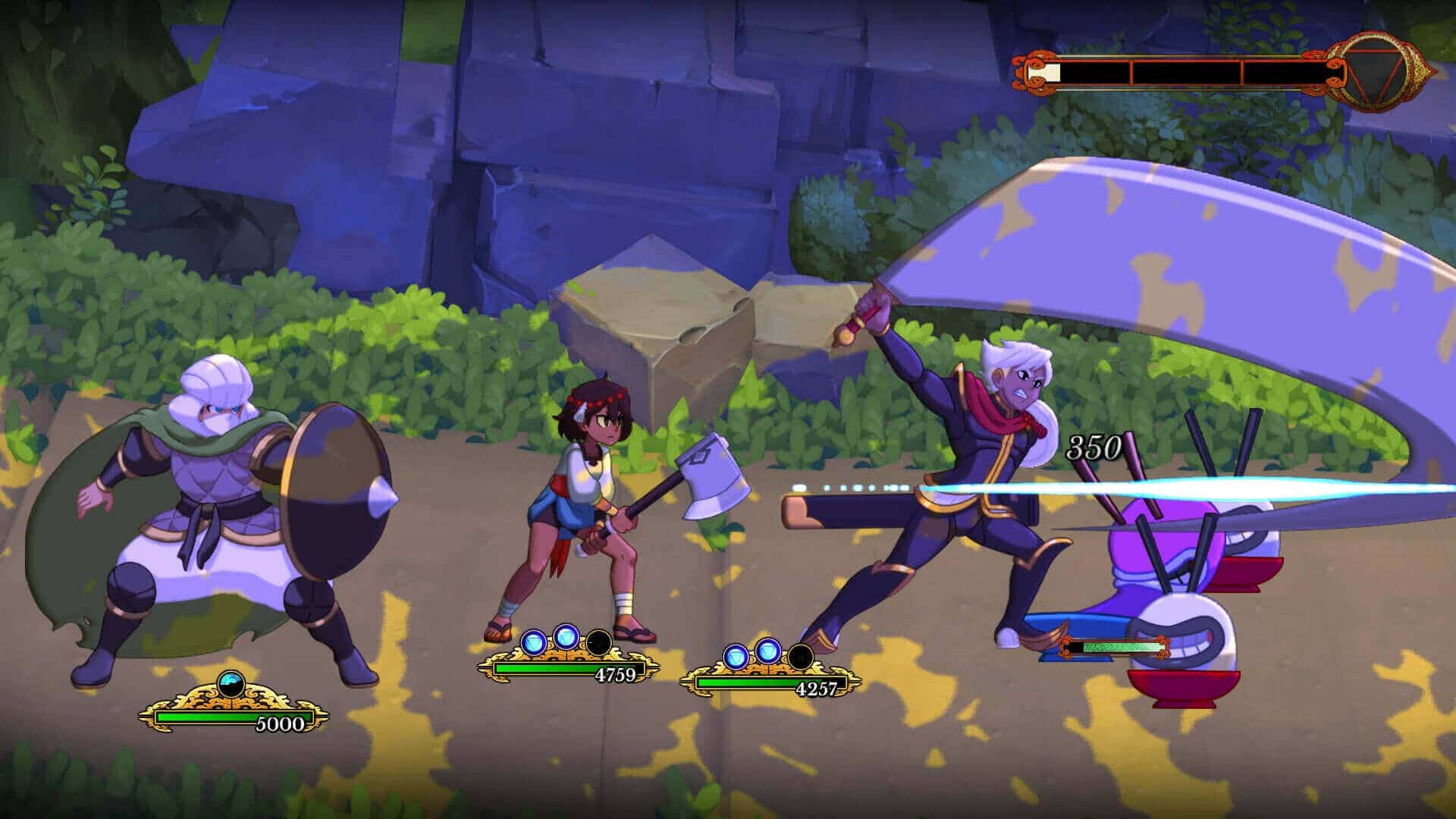 INDIVISIBLE FIGHT