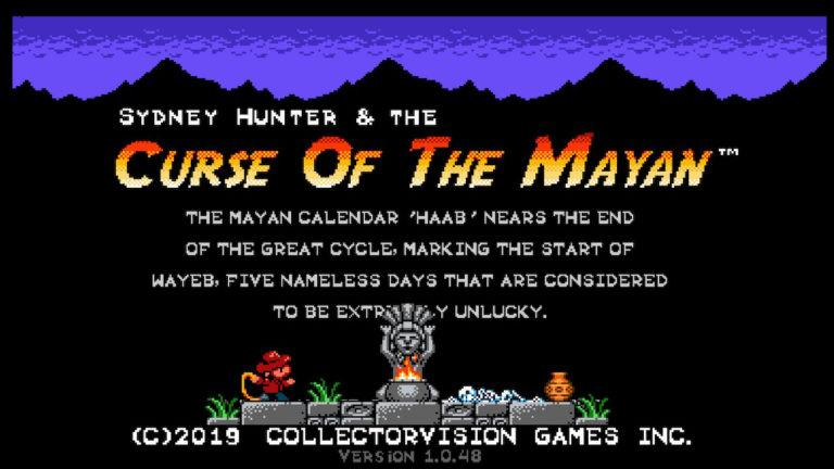 Sydney Hunter and the Curse Of The Mayan, la recensione