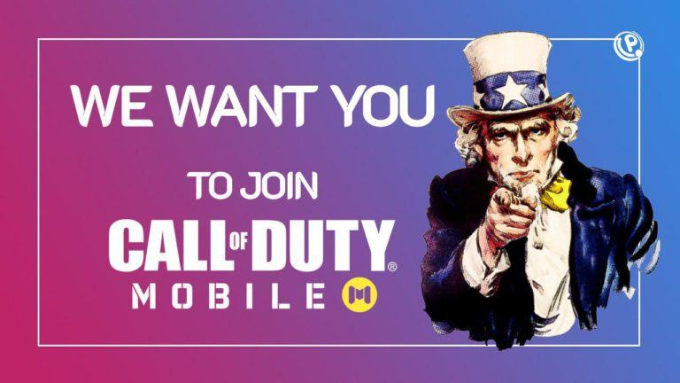 Cover del join Call of Duty Mobile
