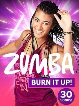 Zumba Burn it Up! cover