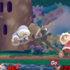 Terry e gli Ice Climbers in un loop temporale in Super Smash Bros. Ultimate