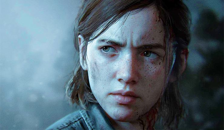 The Last of Us Part II stampe