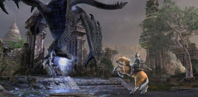 Il DLC di TES Dragonhold finalmente disponbile su PlayStation 4, Xbox One e PC.