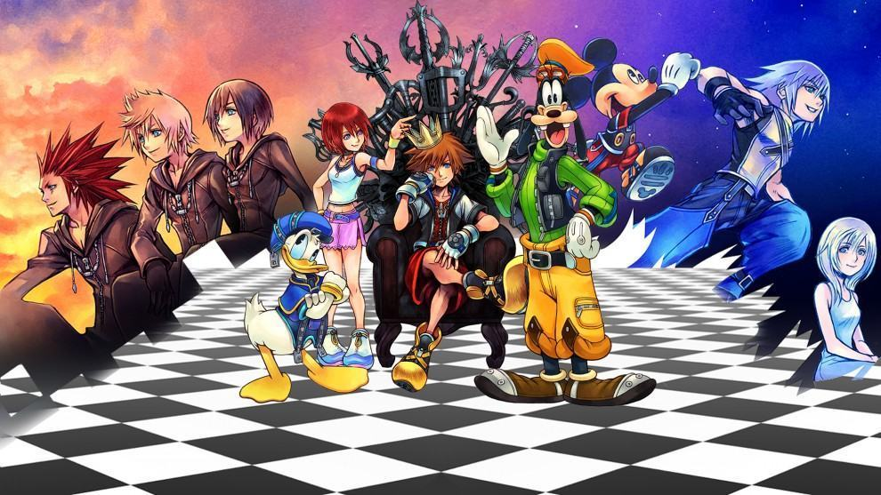 Kingdom hearts sconti