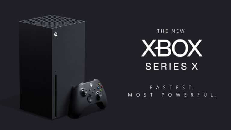 La nuova Xbox One Series X