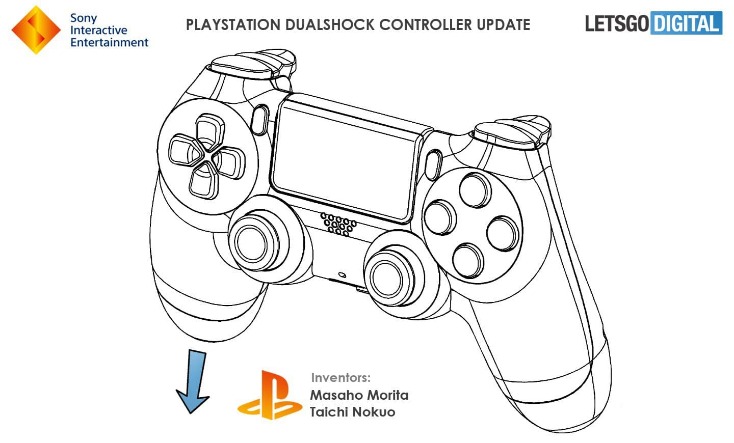 PlayStation 5 dualshock
