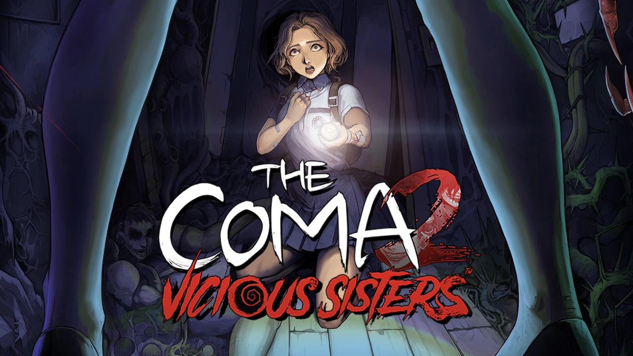 La cover di The Coma 2: Vicious Sisters