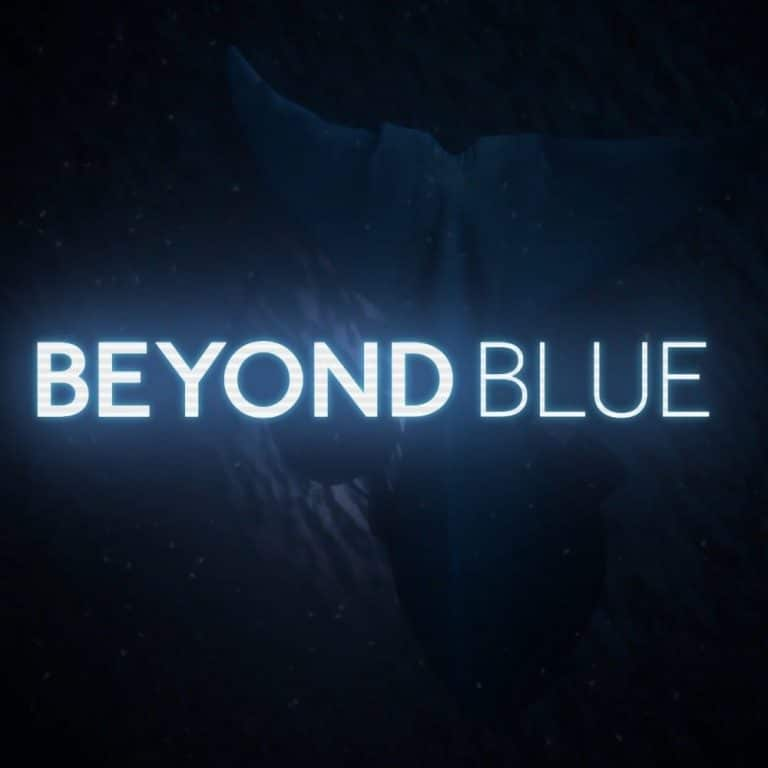 Beyond Blue Cover