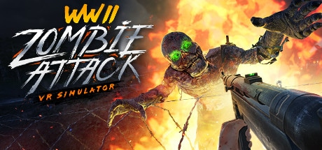 World War 2: Zombie Attack VR