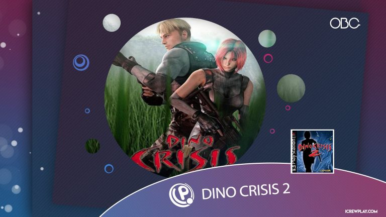 Dino crysis 2 old but gold