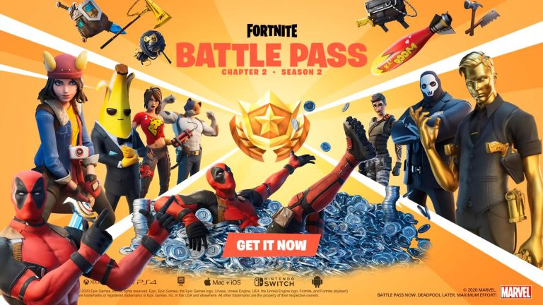 Fortnite: Capitolo 2, la seconda stagione si ispira a James Bond e... Deadpool
