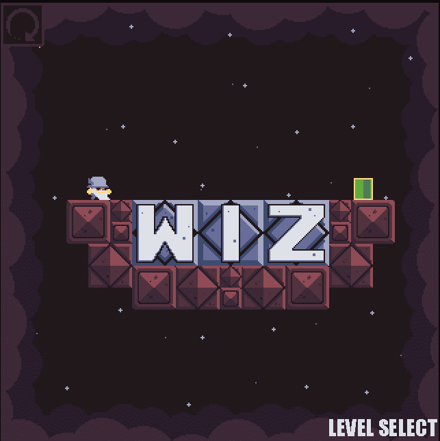 WIZ screenshot