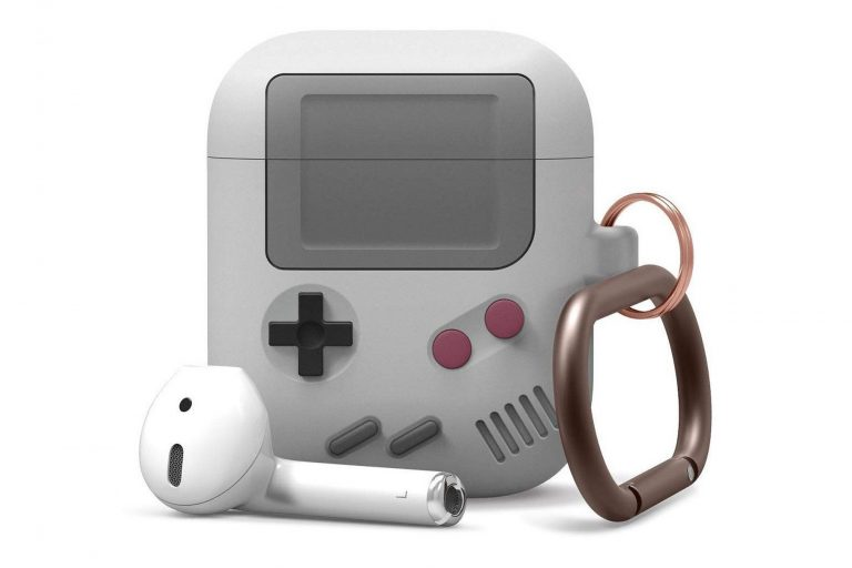 AirPods gameboy