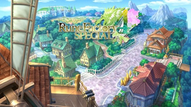 rune factory 4 special recensione switch