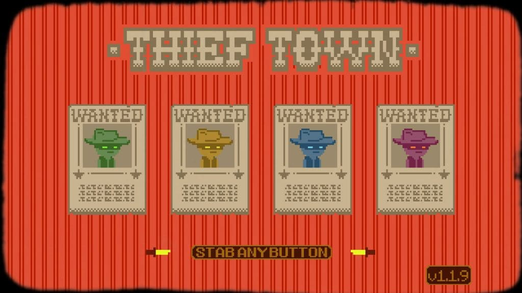 Thief Town – Recensione