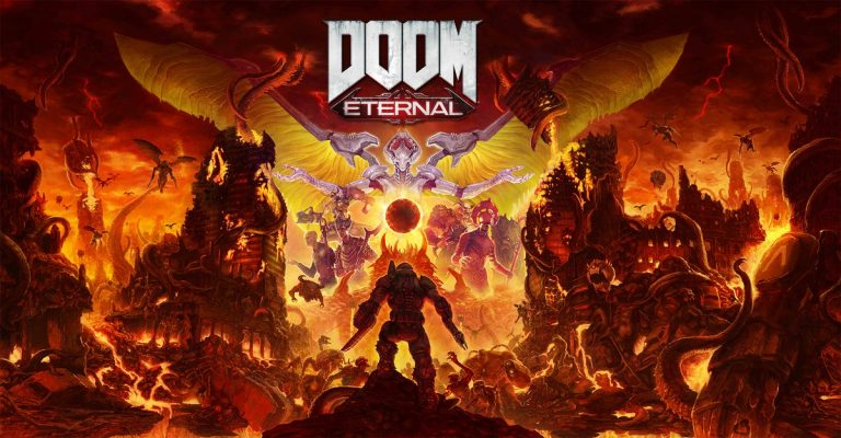 Doom Eternal mostrato trailer di lancio