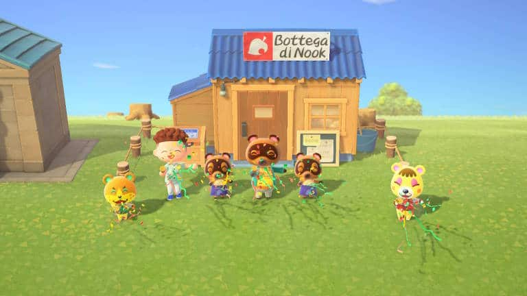Animal Crossing: New Horizons, una guida per iniziare
