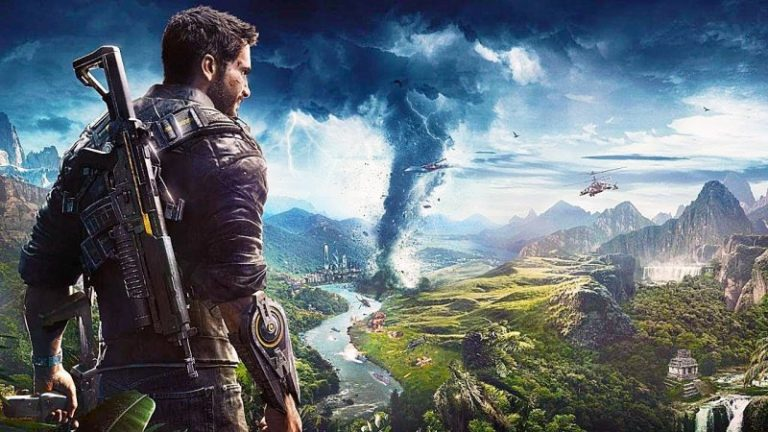 Just Cause 4 playstation store