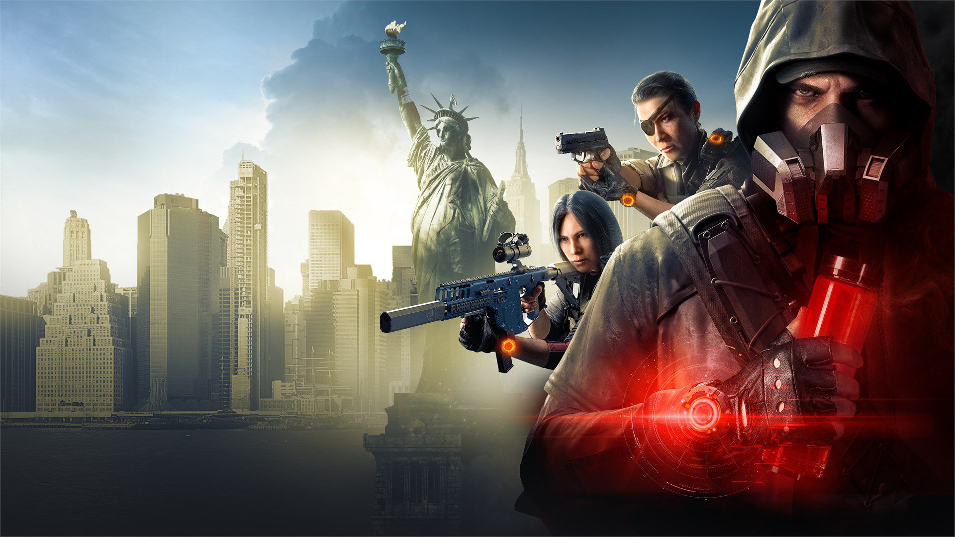 Artwork di The Division 2: Warlords of New York