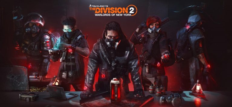 La cover di The Division 2: Warlords of New York