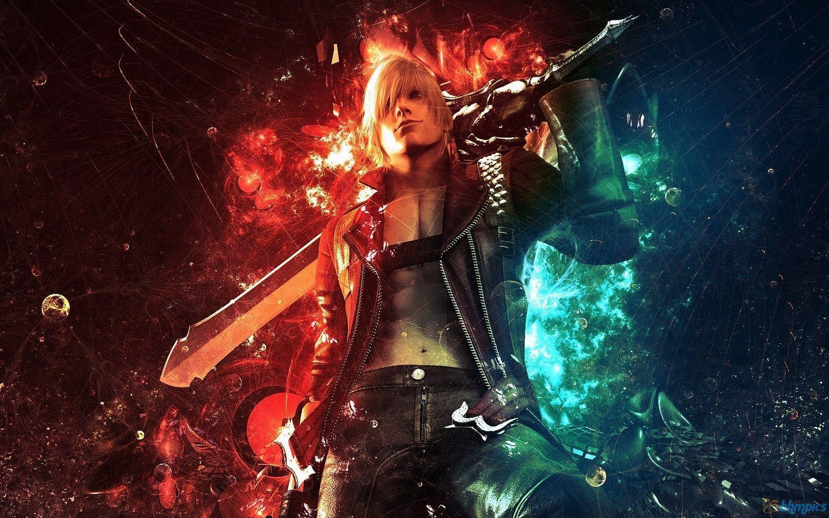 3 Videogiochi, Top Videogiochi, Devil May Cry Collection, Devil May Cry Wallpaper, PlayStation 4