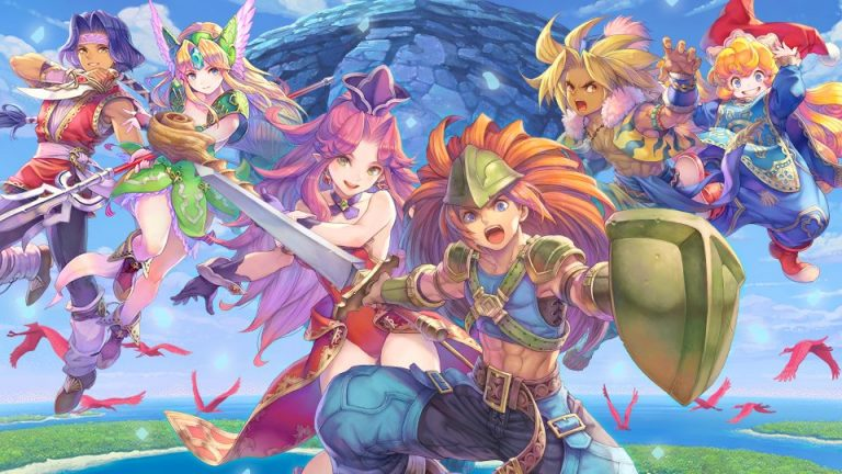 Super Smash Bros. Ultimate - Spiriti di Trials Of Mana in arrivo