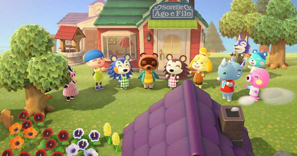 Animal Crossing: New Horizons – guida all'apertura rapida della boutique di Ago e Filo